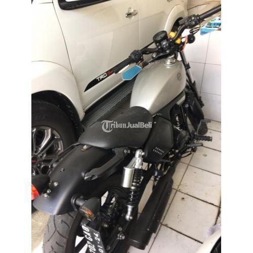 Motor Benelli Evo 200 Bekas Harga Rp 28,5 Juta Nego Tahun 2018 Low KM Murah - Bali