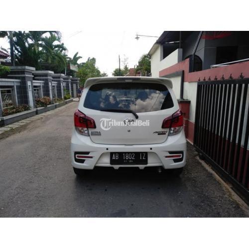Mobil Toyota All New Agya G 1.2 Bekas Harga Rp 98 Juta Tahun 2018 Manual Normal - Yogyakarta