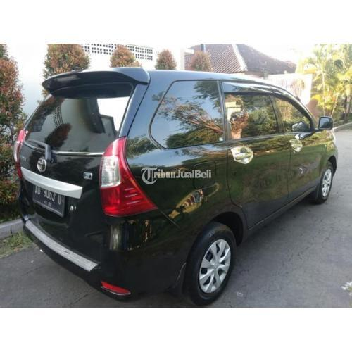 Mobil Bekas Toyota Avanza E Manual 2017 Terawat Pajak Baru Harga Nego - Solo