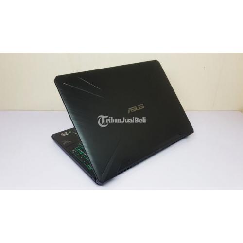 Laptop Bekas Gaming ASUS TUF FX505DT Ryzen5 Normal Nominus Garansi On - Jogja