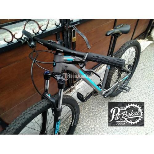 Sepeda Bekas MTB Polygon Xtrada 5 2020 Size S Normal Harga Murah - Jogja