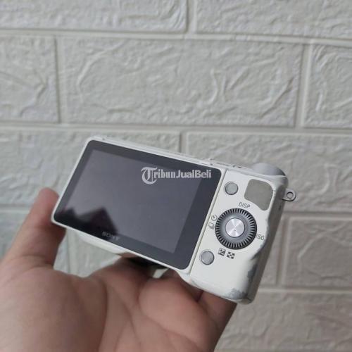 Kamera Bekas Mirrorless Sony Nex 5T Normal Minus Harga Murah - Jogja