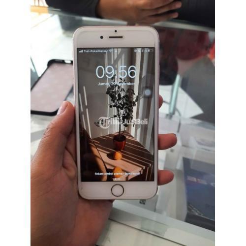 HP Apple iPhone 6S Bekas Pribadi Normal iCloud Aman Fullset Harga Nego - Surabaya