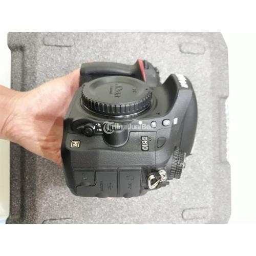 Kamera Bekas DSLR Nikon D610 BO Like New Normal Harga Murah - Surabaya