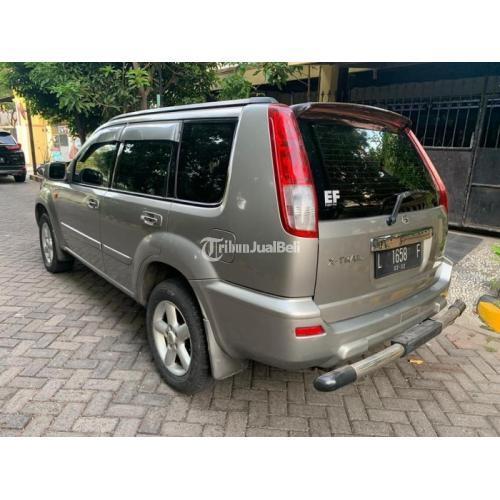 Mobil Bekas Nissan X-Trail 2005 Orisinil Luar Dalam Harga Nego - Surabaya