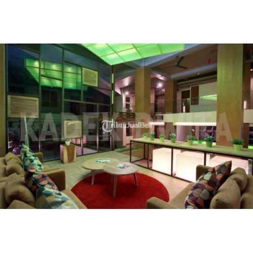 Dijual Murah Hotel Seminyak Kawasan Turis Dekat Kuta Canggu Legian - Badung