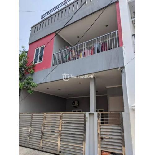 Dijual Rumah 3 Lantai Semi Furnish Strategis di Komplek Pertamina Tugu - Jakarta Utara