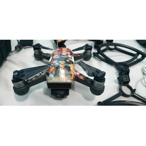 Drone DJI Spark Combo Bekas Normal Terawat Lengkap Harga Murah - Jogja