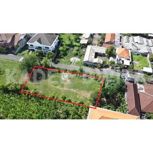 Dijual Murah Tanah 1250m2 Badak Agung X Renon - Denpasar