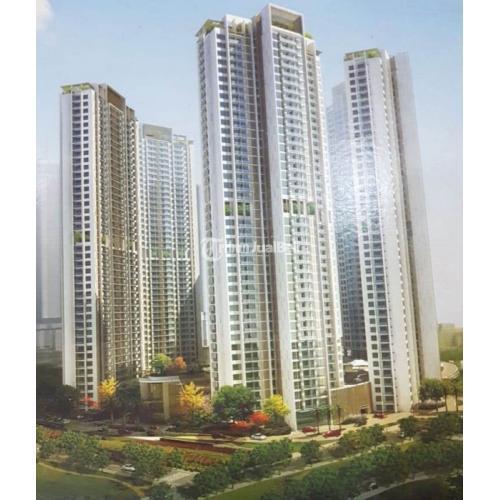 Dijual Apartement Taman Anggrek LT.35 Type L 50meter  2KT - Jakarta Barat