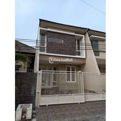 Dijual Rumah Manyar Tirtoasri LT.90m2 LB.126m2 4KM 4KM Jalan Lebar Harga Nego - Surabaya