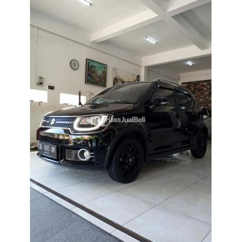 Mobil Bekas Suzuki Ignis GX 2017 Tangan1 Orisinil Terawat Harga Nego - Denpasar