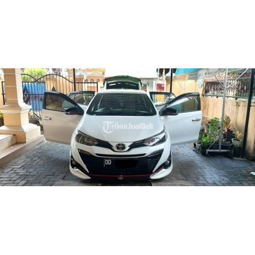 Mobil Bekas Toyota Yaris TRD Sportivo Matic 2018 Mulus Lengkap Harga Nego - Makassar