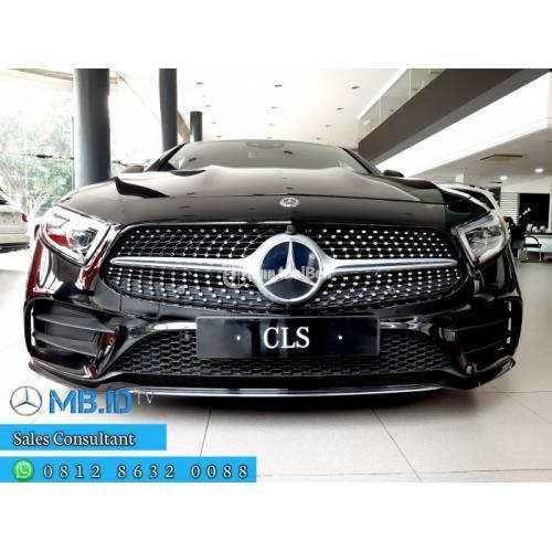 Mobil Mercedes Benz CLS 350 AMG Line Baru Bisa Kredit - Jakarta Selatan