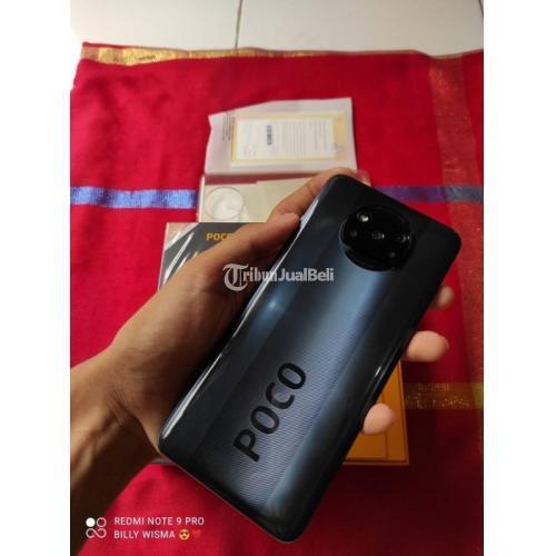 HP Poco X3 Bekas Harga Rp 3,25 Juta Nego Ram 6GB 64GB Murah Lengkap - Jakarta Utara