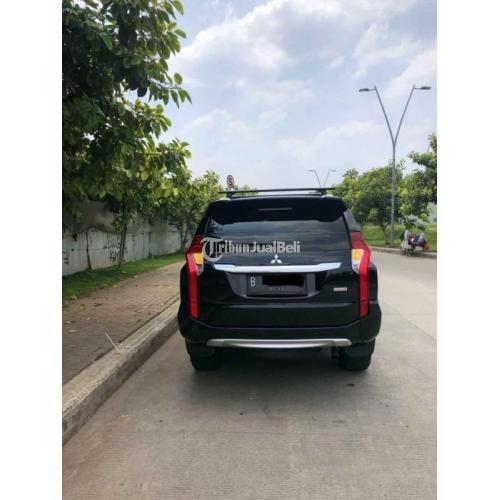 Mobil Mitsubishi Pajero 4x2 Diesel Bekas Harga Rp 395 Juta Tahun 2017 AT Normal - Bekasi