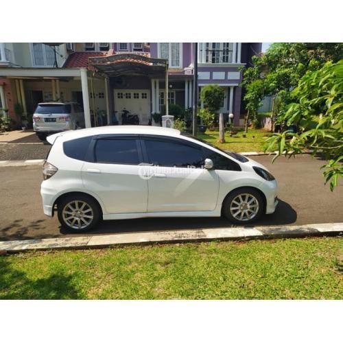 Mobil Honda Jazz Bekas Harga Rp 147 Juta Tahun 2013 Normal No PR Murah - Jakarta