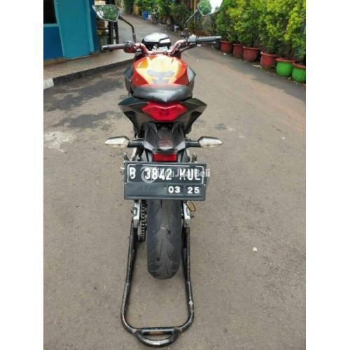 Motor Sport Kawasaki Z250 Bekas Harga Rp 26 Juta Tahun 2014 Lengkap Murah - Jakarta