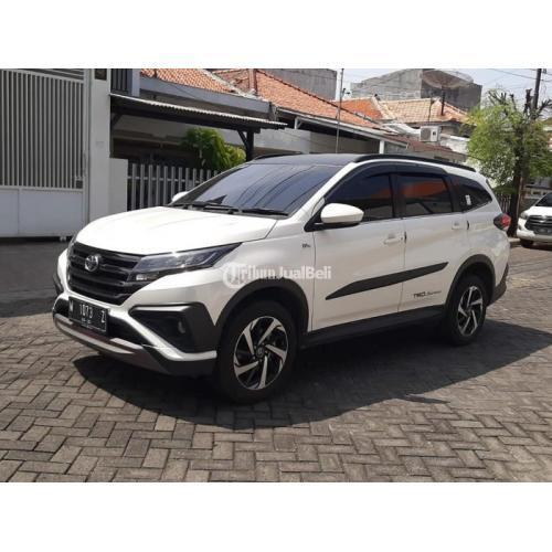Mobil Toyota Rush TRD Bekas Harga Rp 216 Juta Tahun 2018 AT Normal Murah - Surabaya