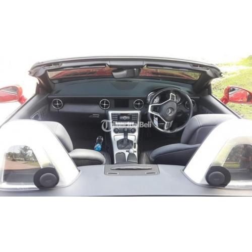 Mobil Mercedes Benz SLK 200 Bekas Harga Rp 535 Juta Tahun 2011 Lengkap - Surabaya
