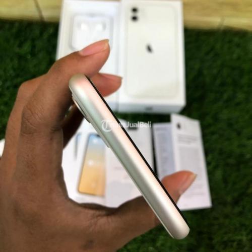 HP iPhone 11 128GB Bekas Harga Rp 12,5 Juta Lengkap Mulus ...