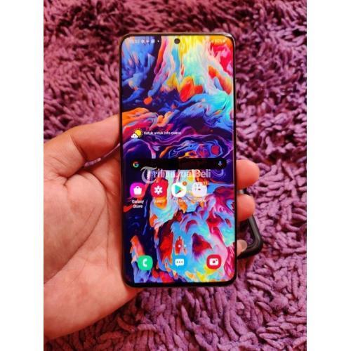 HP Samsung S20 Bekas Harga Rp 8,3 Juta Ram 8GB 128GB Murah Lengkap - Semarang