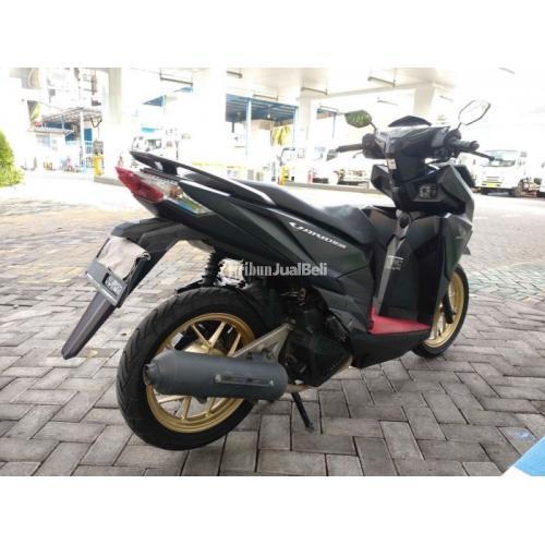 Motor Honda Vario Bekas Harga Rp 17 Juta Tahun 2018 Matic Murah Normal - Surabaya