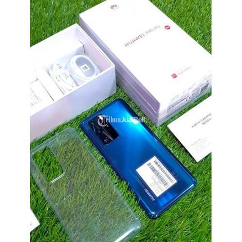 HP Huawei P40 Pro Bekas Harga Rp 9,2 Juta Ram 8GB 256GB Murah - Surabaya