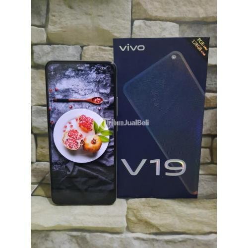HP Vivo V19 Bekas Harga Rp 3 Juta Ram 8GB 128GB Murah Lengkap Normal - Surabaya