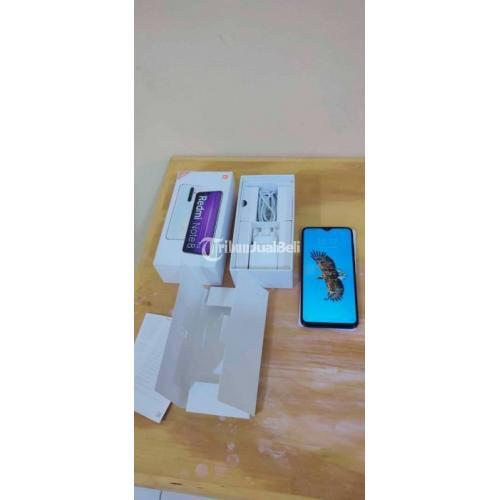 HP Redmi Note 8 Pro Bekas Harga Rp 2,6 Juta Ram 6GB 64GB Murah Lengkap - Tangerang