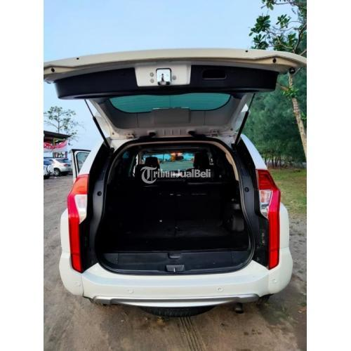 Mobil Bekas Mitsubishi Pajero Dakar 2017 Putih Sudah Cruise Control Ada Sunroof - Semarang
