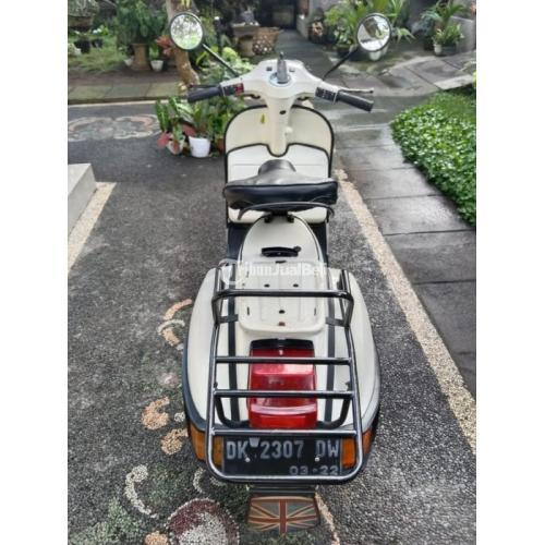 Motor Bekas Vespa PX 150cc 1982 Mesin Ori Standar Surat Lengkap Harga Nego - Denpasar