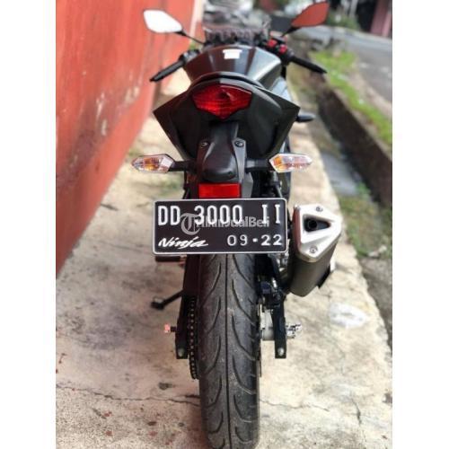 Motor Kawasaki Ninja 250 SL Bekas Harga Rp 28,5 Juta Tahun 2017 Murah - Makassar