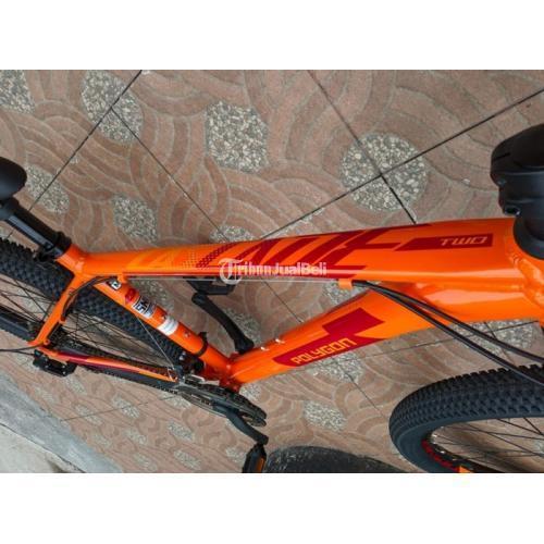 Sepeda Bekas MTB Polygon Cascade 2 Terbaru Frame M Ori Harga Murah - Jogja