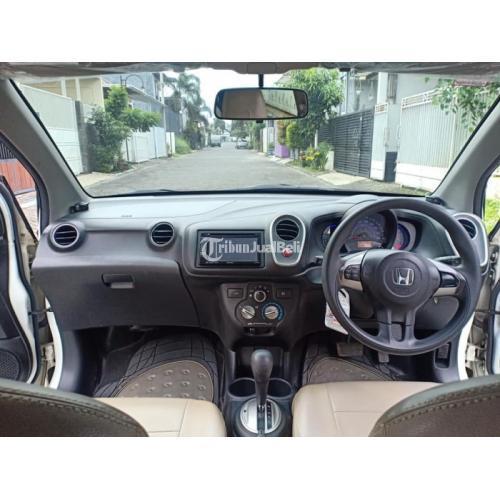 Mobil Bekas Honda Mobilio RS Matik 2014 Siap Pakai Surat Lengkap Harga Nego - Malang