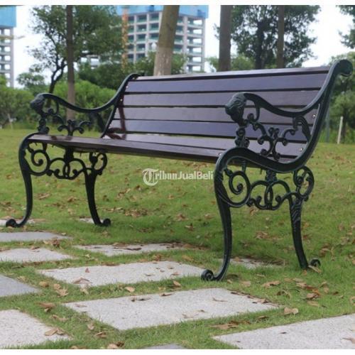 Bangku Taman Besi dan Kayu. Clearance SALE!! - Jakarta Barat