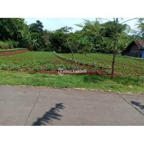Dijual Tanah Datar 1093m2 Strategis Tepi Jl. Raya Kerjo-Sragen - Karanganyar