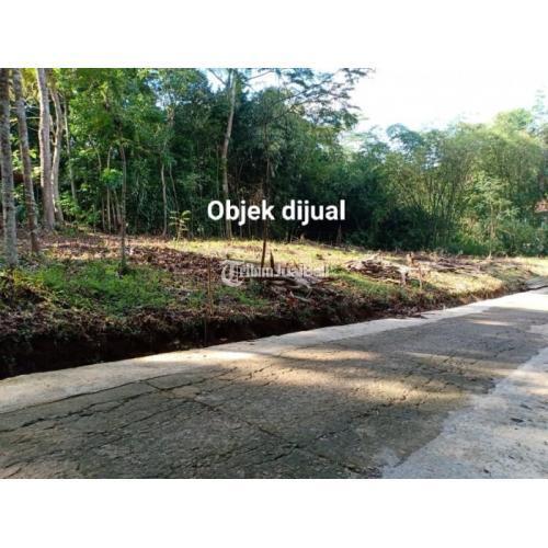 Dijual Tanah 199m2 Strategis Kawasan Wisata Alam Mojogedang - Karanganyar