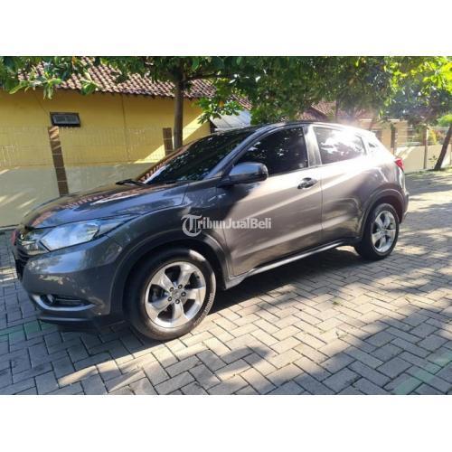 Mobil Bekas Honda HRV E 1.5 2015 Terawat Siap Pakai No PR Harga Murah - Jogja