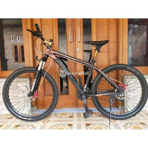 Sepeda Bekas MTB Pacific Invert 300 XT Speed 3x8 Harga Murah - Jogja