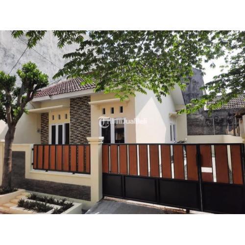 Dijual Rumah Klipang Sendang Mulyo LT.90m2 LB.48m2 Lokasi Strategis - Semarang