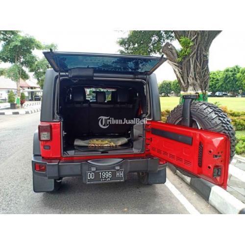 Mobil Bekas Jeep Wrangler Rubicon 2012 Pajak Jalan Mulus Harga Nego - Jogja