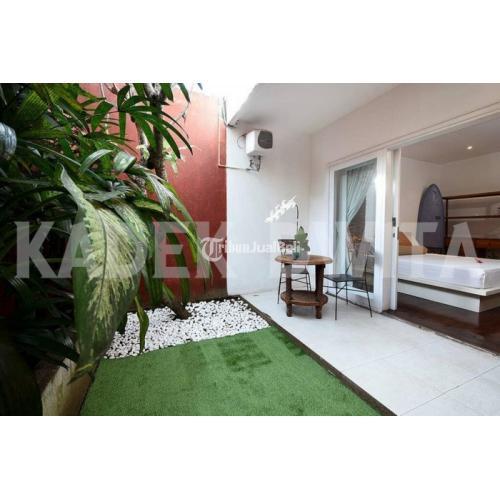 Dijual Villa Jalan Pantai Berawa Canggu Dekat Finns Beach Club - Badung