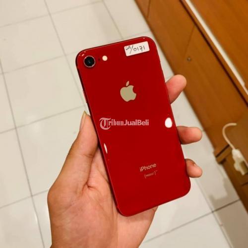 HP Bekas iPhone 8 64GB All Operator Like New No Kendala Harga Murah - Surabaya