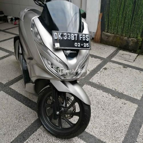 Motor Bekas Honda PCX 2019 Surat Lengkap Pajak On Mulus Harga Murah - Denpasar