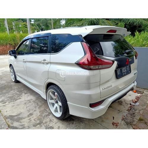 Mobil Mitsubishi Xpander Sport Bekas Harga Rp 230 Juta Tahun 2018 AT Normal Murah - Balikpapan