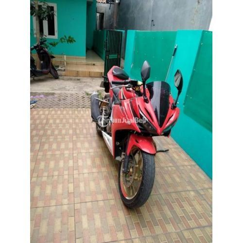 Motor Honda CBR 150 Bekas Harga Rp 16,5 Juta Tahun 2016 Facelift Pajak Hidup - Bekasi