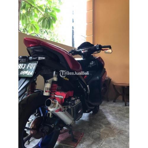 Motor Yamaha Aerox 155 Bekas Harga Rp 19,5 Juta Nego Tahun 2019 Matic Murah - Bekadi