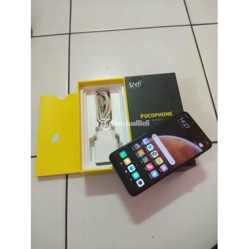 HP Pocophone F1 Bekas Harga Rp 2,8 Juta Nego Ram 6GB 64GB Murah - Solo