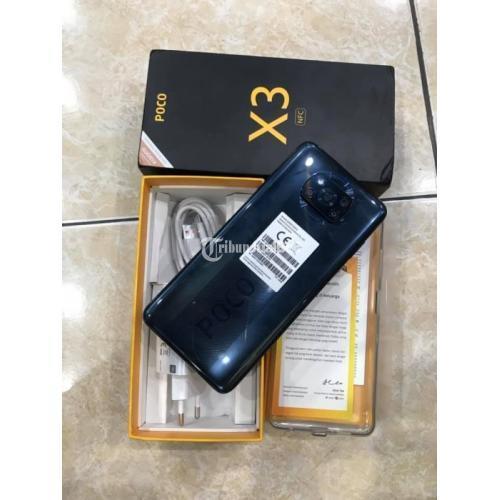 HP Poco X3 NFC Bekas Harga Rp 3,7 Juta Ram 8GB 128GB Murah Lengkap - Semarang
